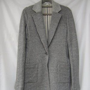 """James Perse 2 M Fitted Blazer Jacket 38"""" Bust"""